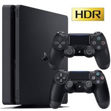 SONY Playstation 4 Slim 2019 Region 2 CUH-2216B Bundle with 1TB HDD Game Console